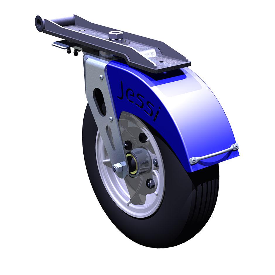 Custom Caster Wheel